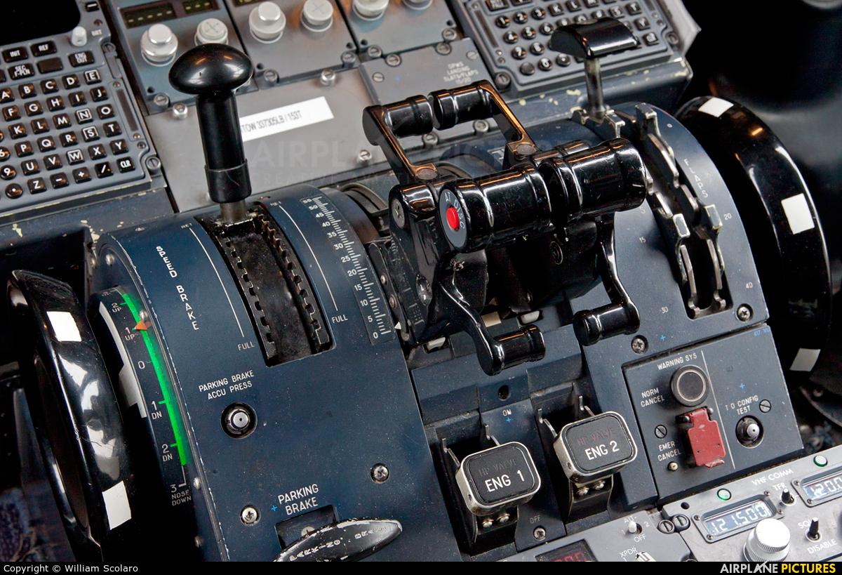 DHL Cargo D-AEAG aircraft at Milan - Malpensa