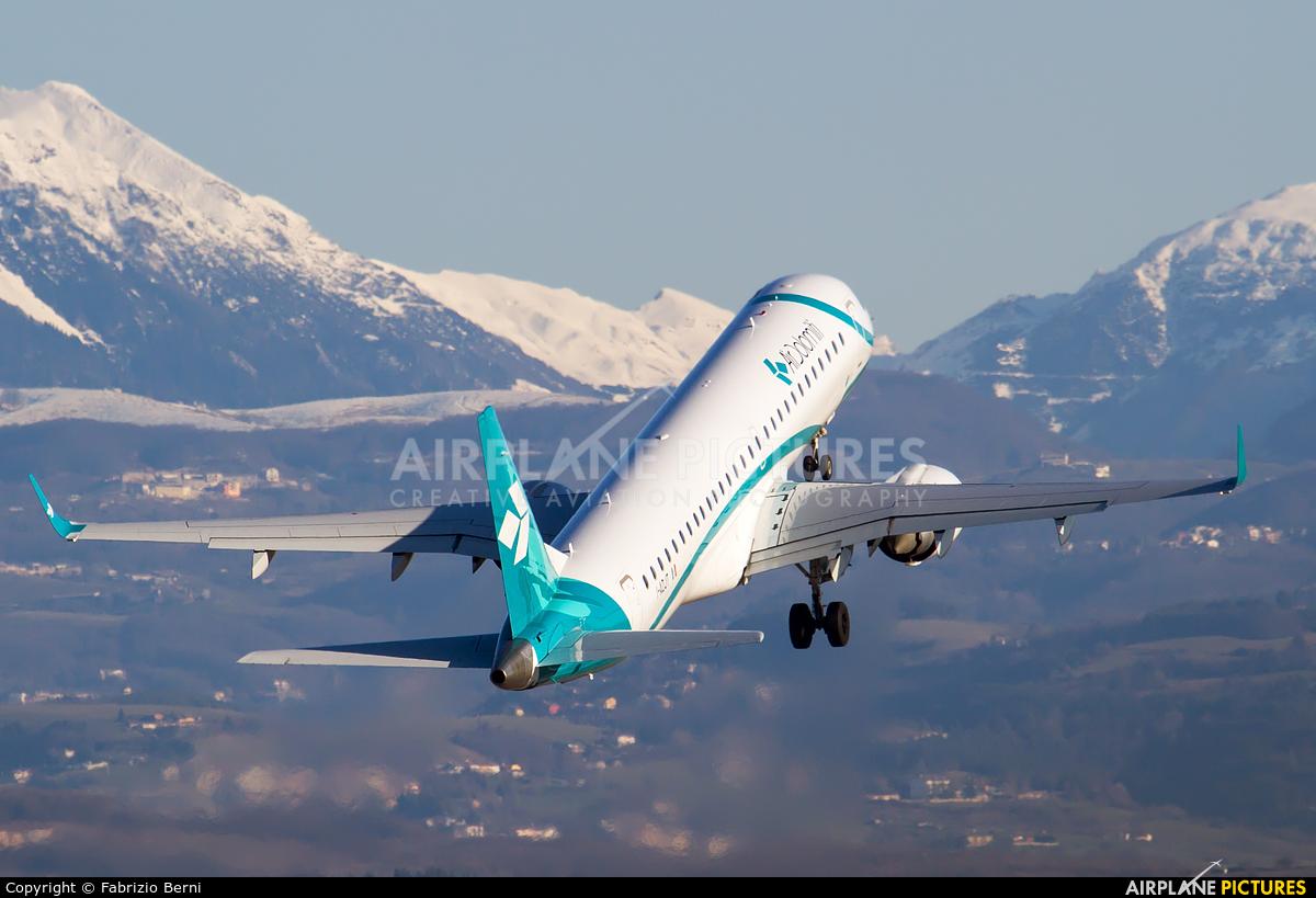 Air Dolomiti I-ADJT aircraft at Verona - Villafranca