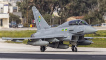 ZJ811 - Royal Air Force Eurofighter Typhoon T.3 aircraft