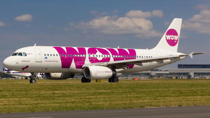 LZ-MDD - WOW Air Airbus A320