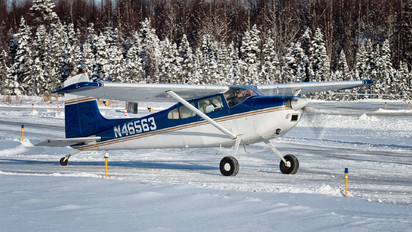 N46563 - Private Cessna 185 Skywagon