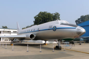 V-644 - India - Air Force Tupolev Tu-124V