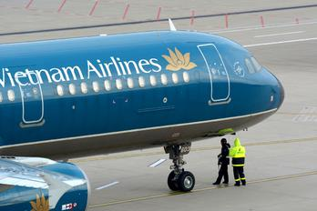 VN-A603 - Vietnam Airlines Airbus A321