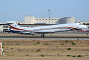 3DC-SWZ - Kingdom of Swaziland McDonnell Douglas MD-87 aircraft