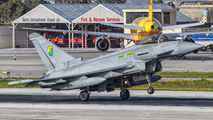 ZJ914 - Royal Air Force Eurofighter Typhoon FGR.4 aircraft