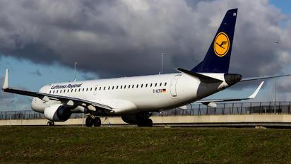 D-AEBO - Lufthansa Regional - CityLine Embraer ERJ-195 (190-200)