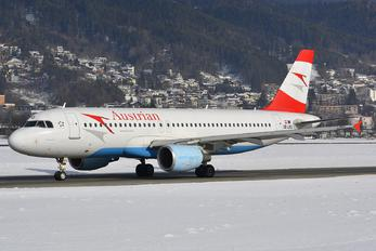 OE-LBQ - Tyrolean Airways Airbus A320