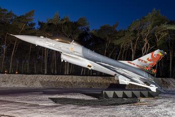 FA-16 - Belgium - Air Force General Dynamics F-16A Fighting Falcon