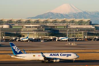 JA605F - ANA Cargo Boeing 767-300F