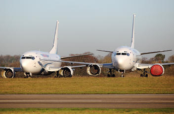 VP-BRV - Yamal Airlines Boeing 737-500