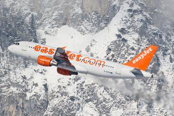 G-EZTM - easyJet Airbus A320