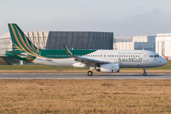 HZ-SGB - SaudiGulf Airlines Airbus A320