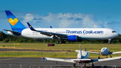 G-TCCB - Thomas Cook Boeing 767-300ER