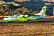 EC-JEH - Binter Canarias ATR 72 (all models) aircraft