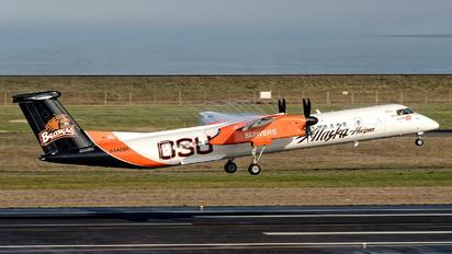 N440QX - Alaska Airlines - Horizon Air de Havilland Canada DHC-8-400Q / Bombardier Q400