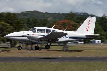 ZK-DIR - Sunair Piper PA-23 Aztec