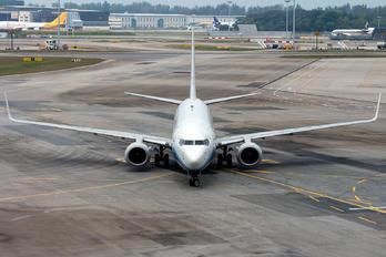 B-5529 - Xiamen Airlines Boeing 737-800