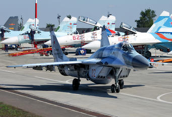 02 - Russia - Air Force Mikoyan-Gurevich MiG-29SMT