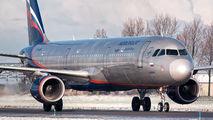 VP-BUM - Aeroflot Airbus A321 aircraft