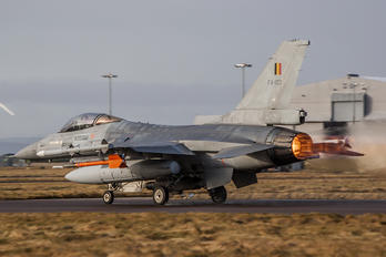 FA-103 - Belgium - Air Force General Dynamics F-16A Fighting Falcon