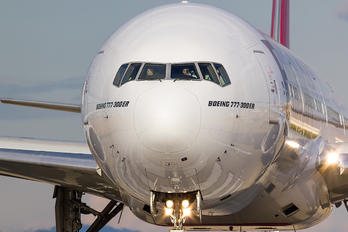 A6-EGH - Emirates Airlines Boeing 777-300ER