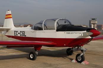EC-CGL - Fundació Parc Aeronàutic de Catalunya MBB 223M-4 Flamingo