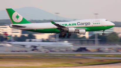 B-16402 - EVA Air Cargo Boeing 747-400BCF, SF, BDSF