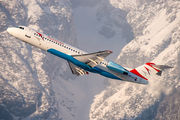 OE-LVJ - Austrian Airlines/Arrows/Tyrolean Fokker 100 aircraft