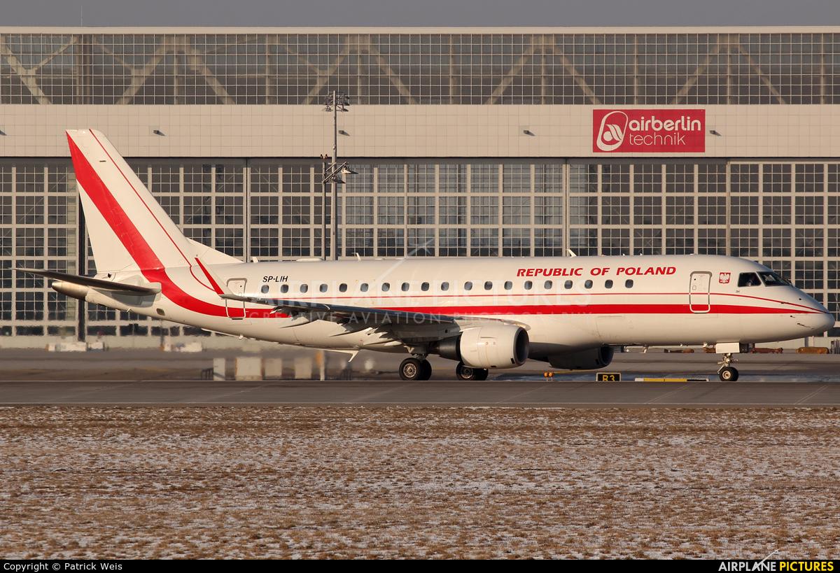 Poland - Government SP-LIH aircraft at Munich