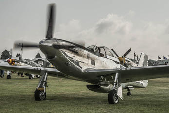 N151AM - Private North American P-51D Mustang