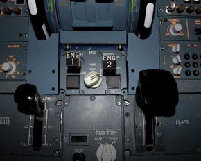 - - Simulator Airbus A320