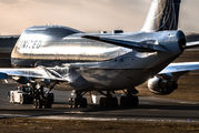N180UA - United Airlines Boeing 747-400 aircraft