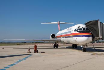 EI-CRH - Meridiana McDonnell Douglas MD-83