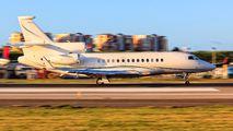 M-YNNS - Private Dassault Falcon 7X aircraft