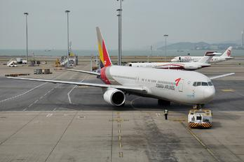 HL7247 - Asiana Airlines Boeing 767-300