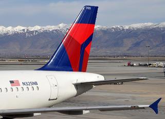 N325NB - Delta Air Lines Airbus A319