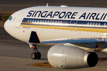 9V-STY - Singapore Airlines Airbus A330-300