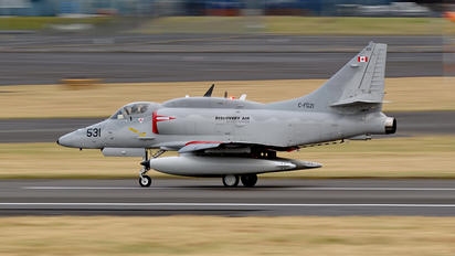 C-FGZI - Discovery Air Defence Services Douglas A-4 Skyhawk (all models)