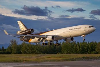 N277UP - UPS - United Parcel Service McDonnell Douglas MD-11F