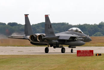 00-3003 - USA - Air Force McDonnell Douglas F-15E Strike Eagle