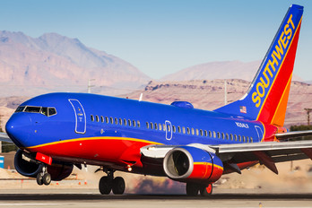 N264LV - Southwest Airlines Boeing 737-700
