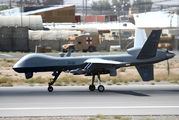 ZZ203 - Royal Air Force General Atomics Aeronautical Systems MQ-9A Reaper aircraft