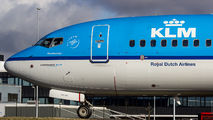 PH-BXV - KLM Boeing 737-800 aircraft