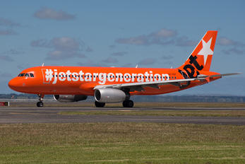 VH-VGF - Jetstar Airways Airbus A320