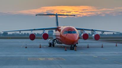 EC-LOF - TNT British Aerospace BAe 146-300/Avro RJ100