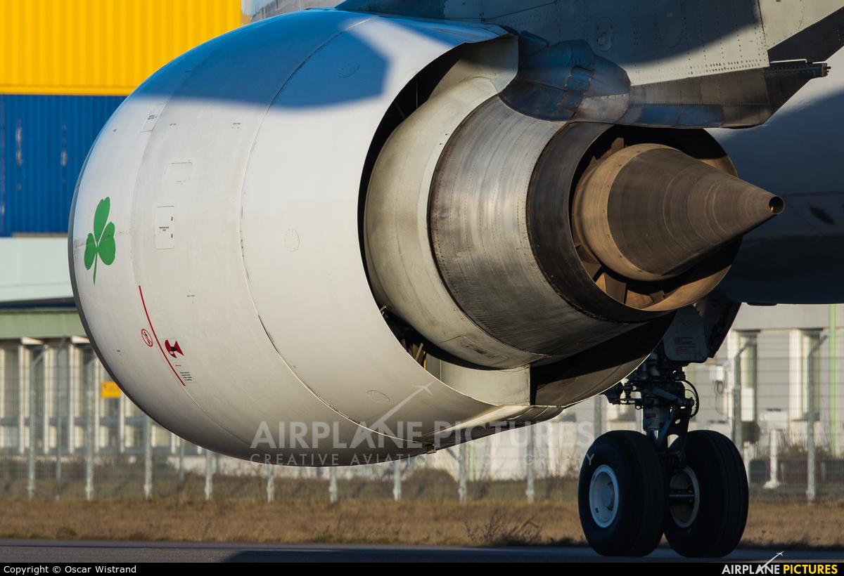 Aer Lingus EI-DAA aircraft at Stockholm - Arlanda
