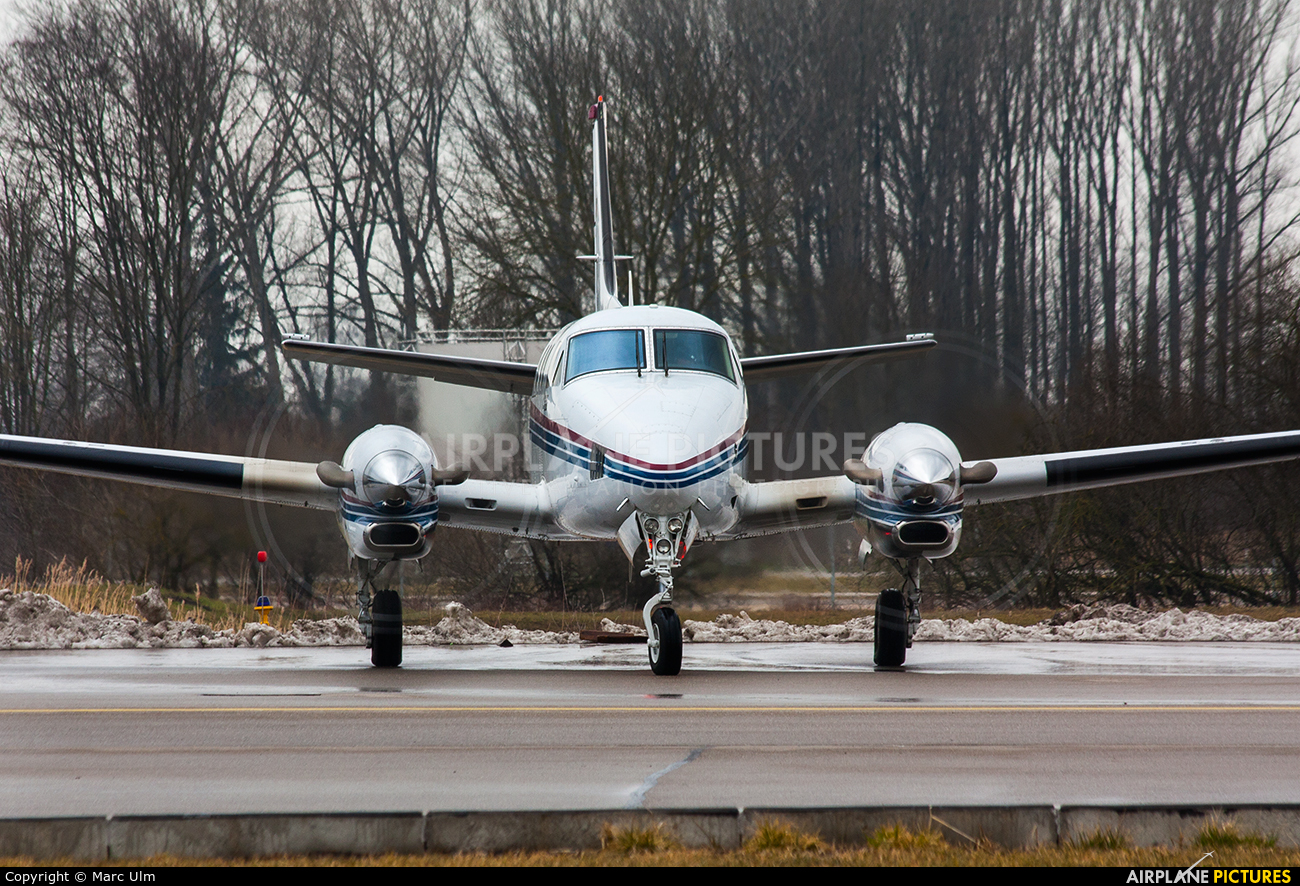 Private D-IHSW aircraft at Augsburg