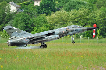 118-CH - France - Air Force Dassault Mirage F1CR