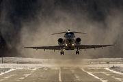 D-BANN -  Bombardier BD-100 Challenger 300 series aircraft