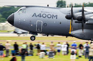 F-WWMZ - Airbus Military Airbus A400M aircraft